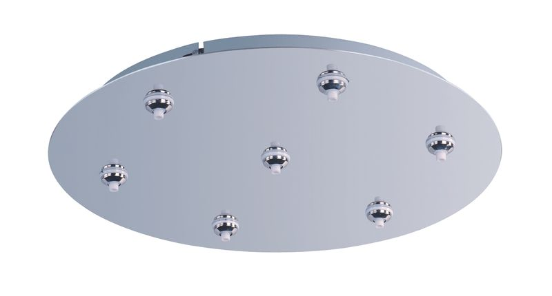 "RapidJack 17"" Pendant Accessory - Polished Chrome"