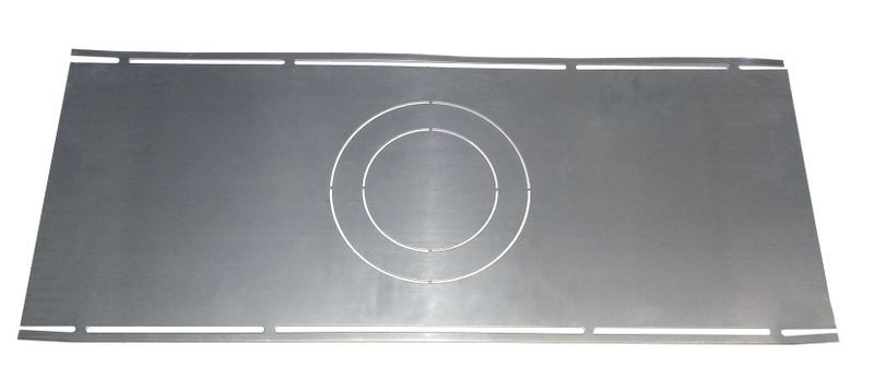 Cove Utility Item - Stainless Steel