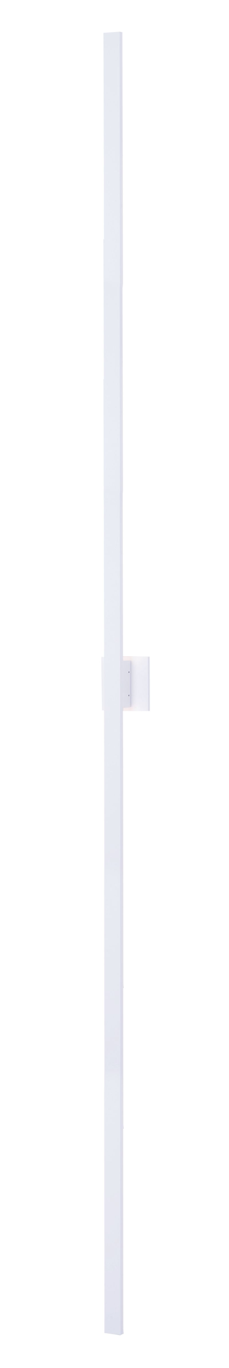 """Alumilux Sconce 4.5"""" 2-Light Outdoor Wall Mount - White"""