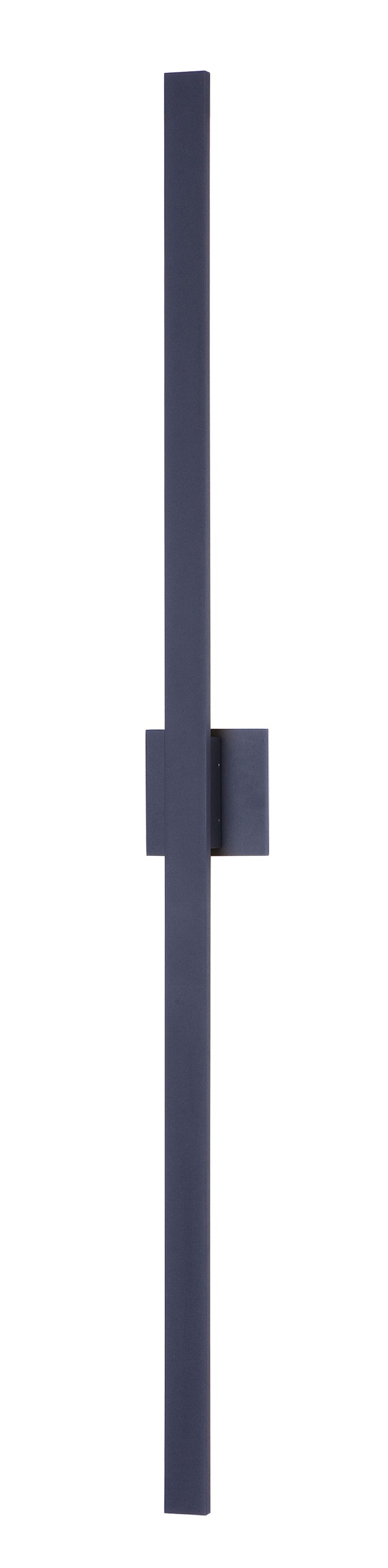 "Alumilux Sconce 4.5"" 2-Light Outdoor Wall Mount - Bronze"