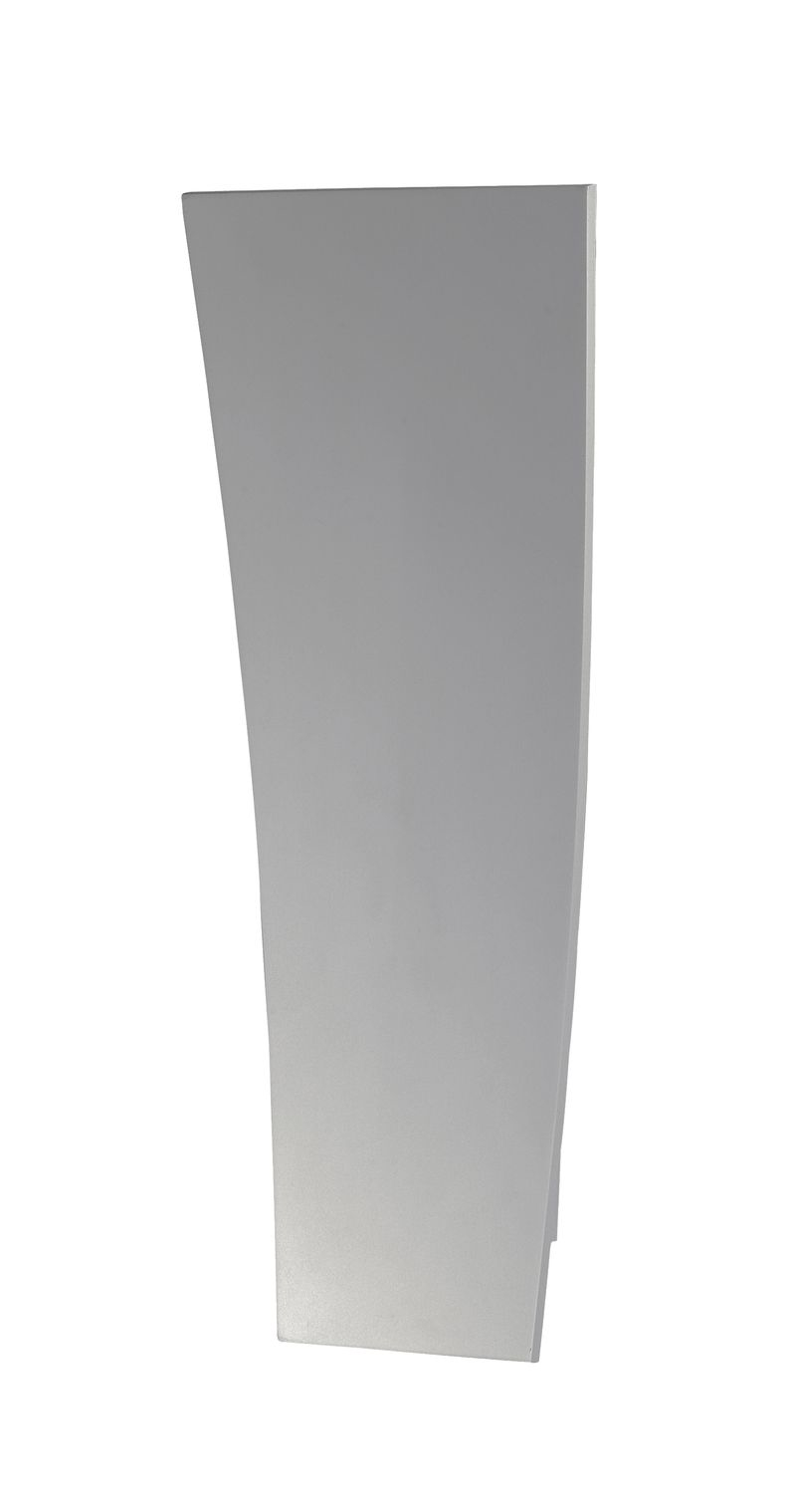 """Alumilux Sconce 8"""" 2-Light Outdoor Wall Mount - White"""