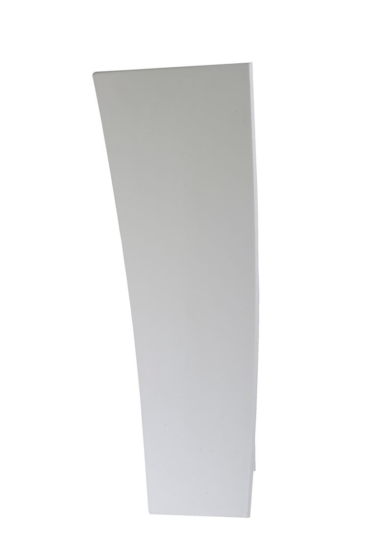 """Alumilux Sconce 10"""" 2-Light Outdoor Wall Mount - White"""