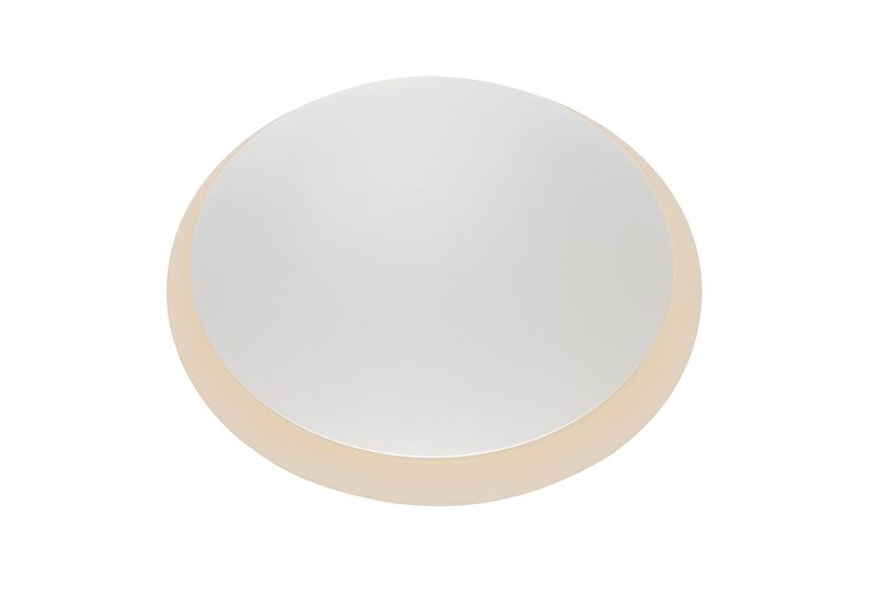 """Alumilux Sconce 7.75"""" 1-Light Outdoor Wall Mount - White"""