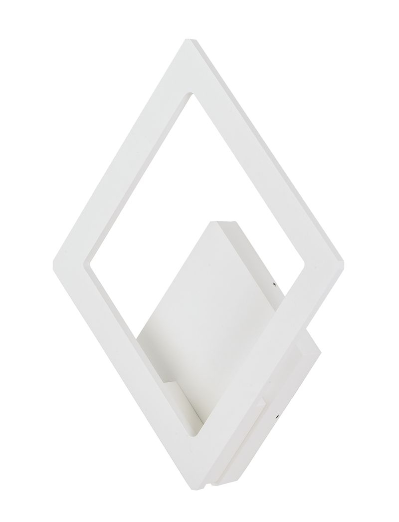 """Alumilux Sconce 10"""" 1-Light Outdoor Wall Mount - White"""