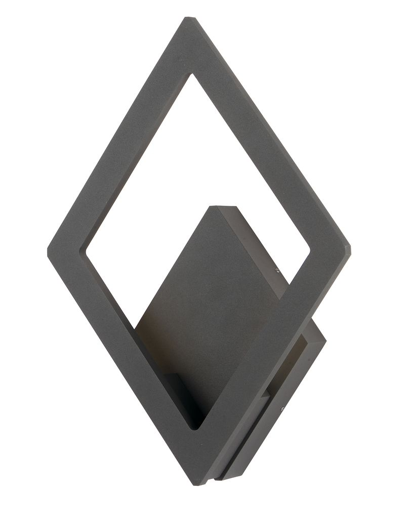 "Alumilux Sconce 10"" 1-Light Outdoor Wall Mount - Bronze"