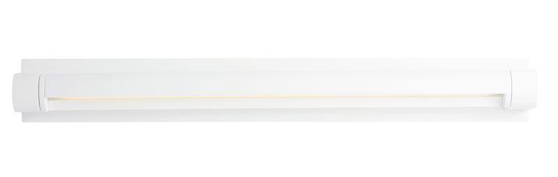 "Alumilux Sconce 36"" 1-Light Wall Sconce - White"