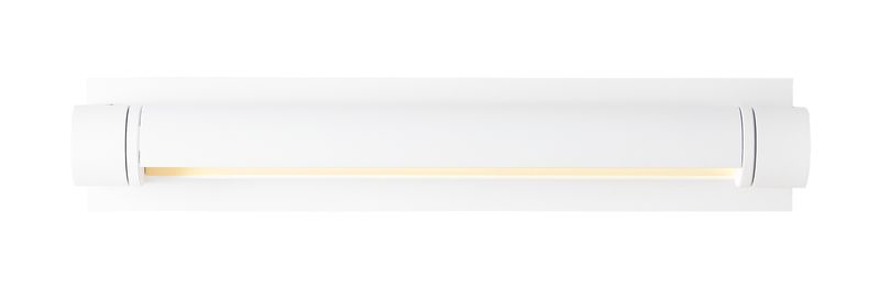 "Alumilux Sconce 24"" 1-Light Wall Sconce - White"