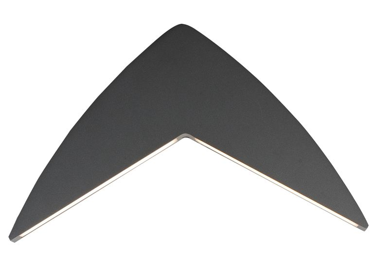 """Alumilux Sconce 15.75"""" 1-Light Wall Sconce - Bronze"""