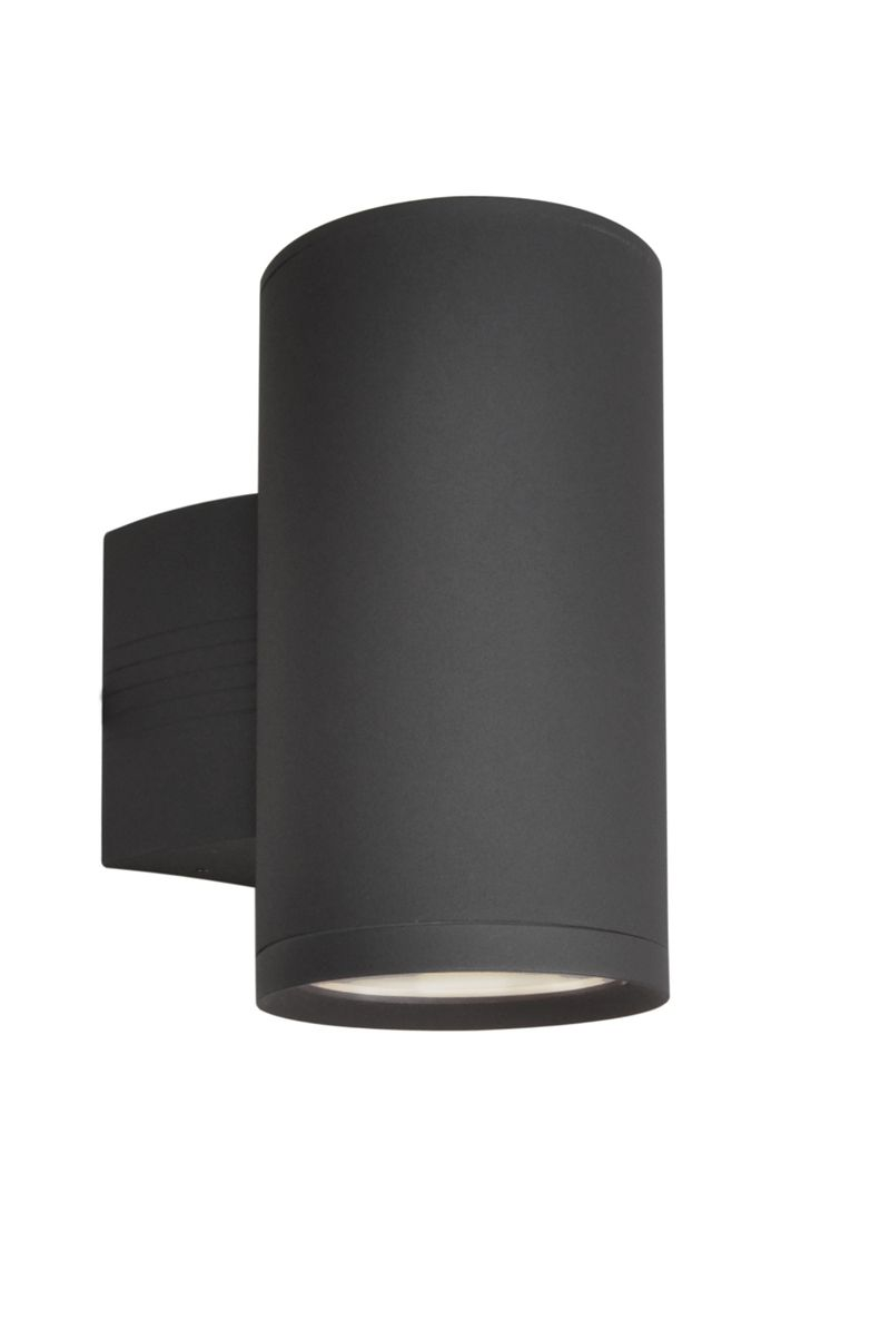 """Lightray 5"""" 1-Light Outdoor Wall Mount - Architectural Bronze"""
