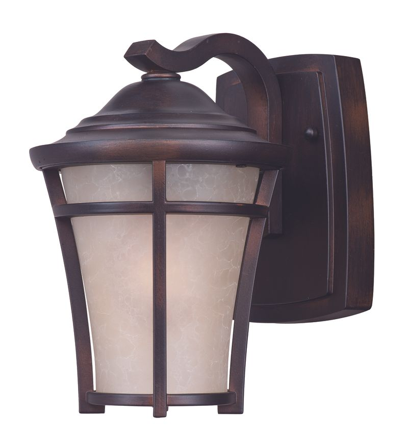 "Balboa DC E26 6.5"" 1-Light Outdoor Sconce - Copper Oxide"