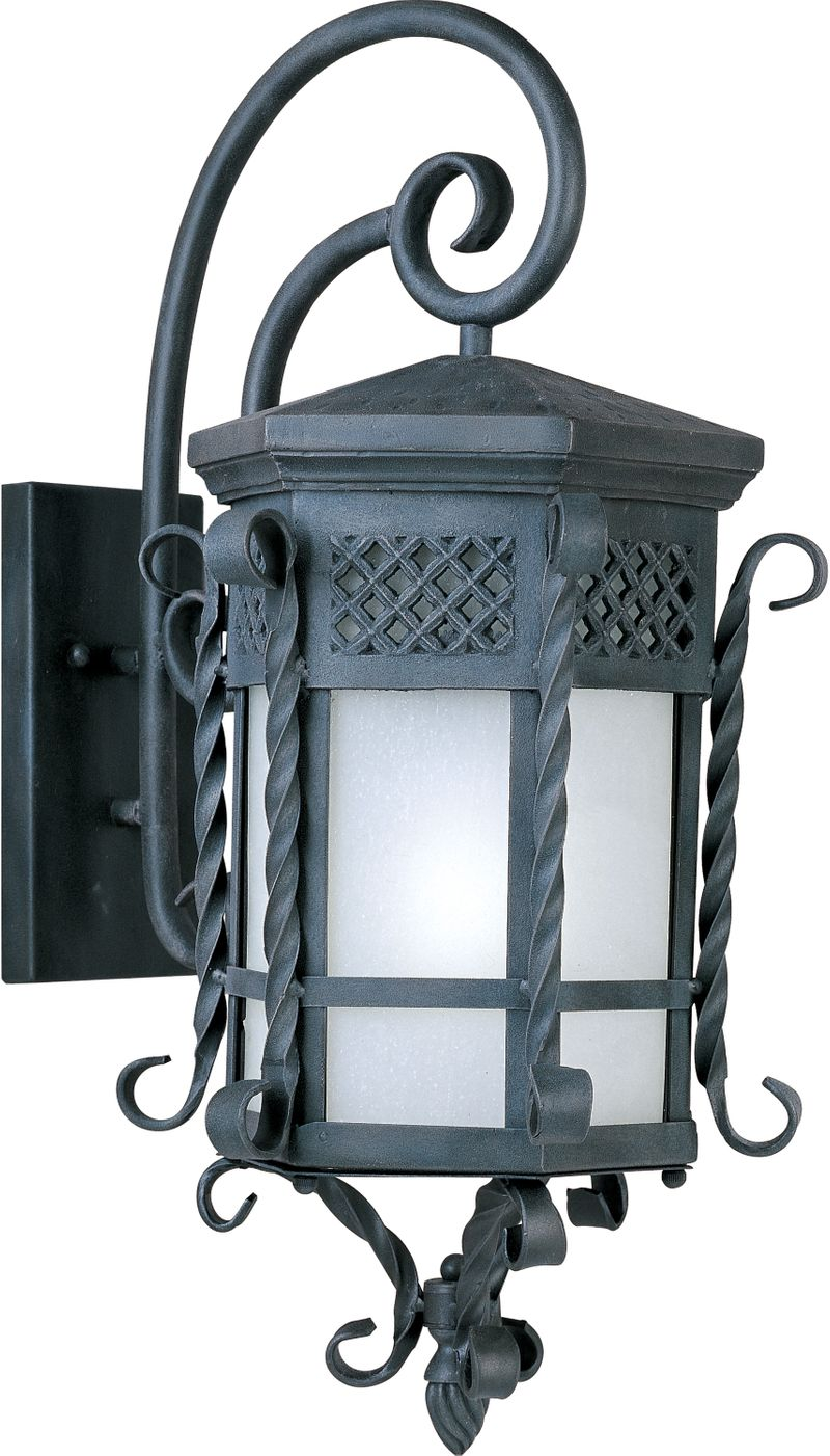 """Scottsdale E26 13.5"""" 1-Light Outdoor Sconce - Country Forge"""