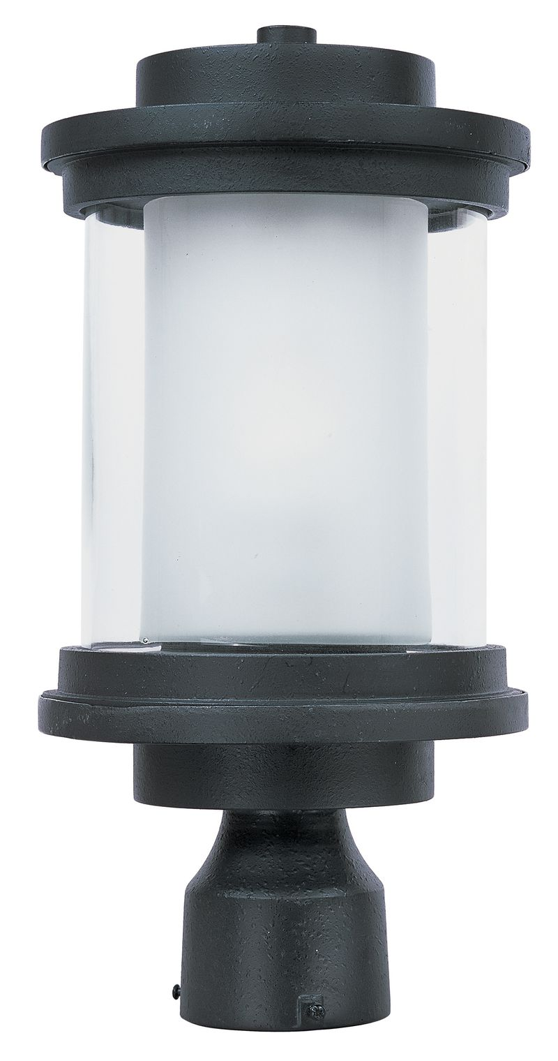 "Lighthouse E26 16"" Post Lighting Mount - Anthracite"